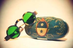 occhiali XVIII secolo