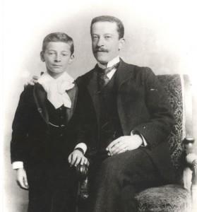Giorgio-Franchetti-con-figlio-Carlo-foto-storica1-279x300