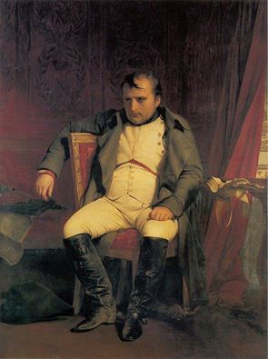 Dimensioni del pene di Napoleone