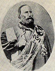 Garibaldi era un adepto di una loggia massonica inglese