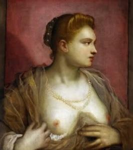 Tintoretto, un suo ritratto