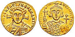 """Giustiniano II Rinotmeto (cioè """"naso tagliato"""", greco: Ιουστινιανός Β΄ο Ρινότμητος, Ioustinianos II Rinotmetos) (669 – Sinope, dicembre 711) è stato un imperatore bizantino che regnò per due volte, nel 685-695 e dal 704 alla morte."""