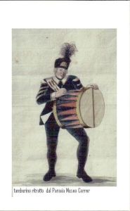 tamburin, erano ragazzi dai 15 anni in su