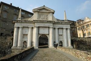 Porta San Giacomo, a Bergamo