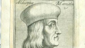 l'umanista editore veneziano più celebre , -Aldo Manuzio