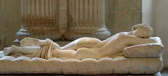 ermafrodito-dormiente-Louvre-Bernini-analisi