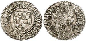 soldo di Ludovico di Tec, l'ultimo Patriarca sovrano