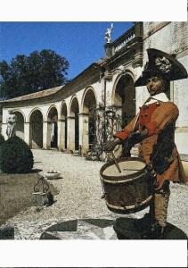 tamburino e barchessa villa Lattes