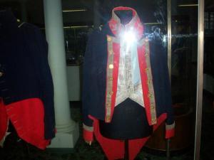 uniforme ultima da ufficiale veneziano di marina