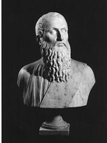 Carlo Zen, busto d'epoca