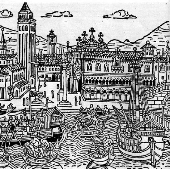 venezia stampa 1400